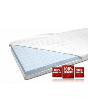 Good Sleep Bestform 60 3D Memory, 7-Zonen- Deluxe- Kaltschaummatratze
