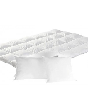 GoodSleep  Daunen- Duvet & Kissenset Swiss comfort 200x210